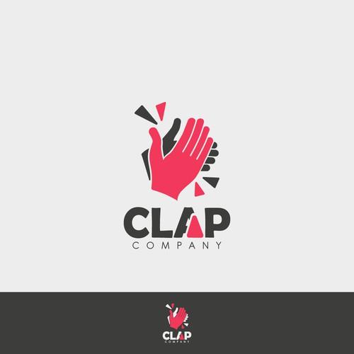 Concept de logo pour une plateforme d'événement.