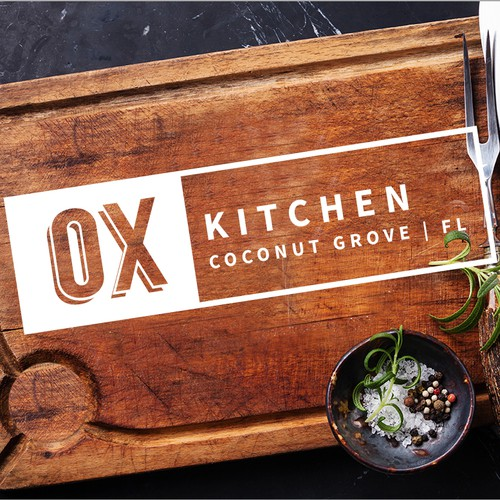 OX Kitchen logo