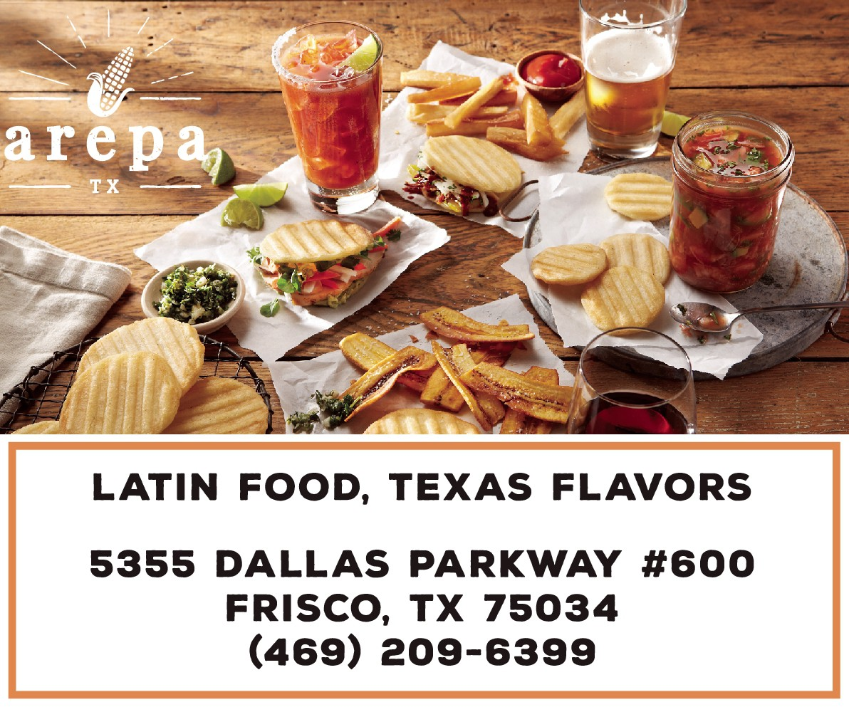 Arepa Coupon add