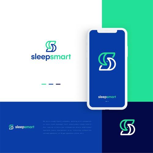 Logomark for SleepSmart