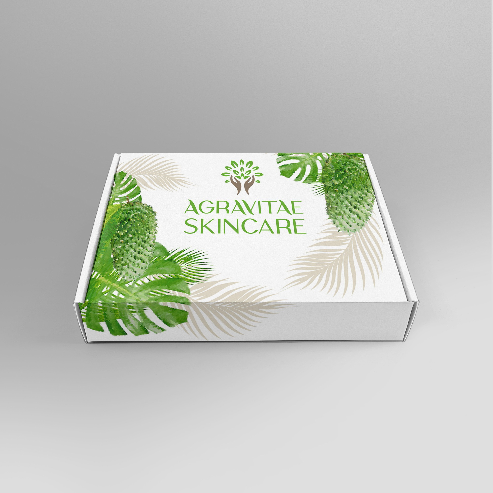 Agravitae Product Packaging