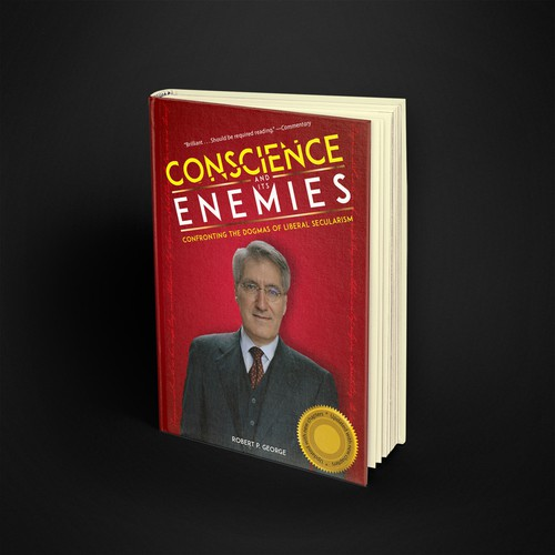Conscience Book Cover Design