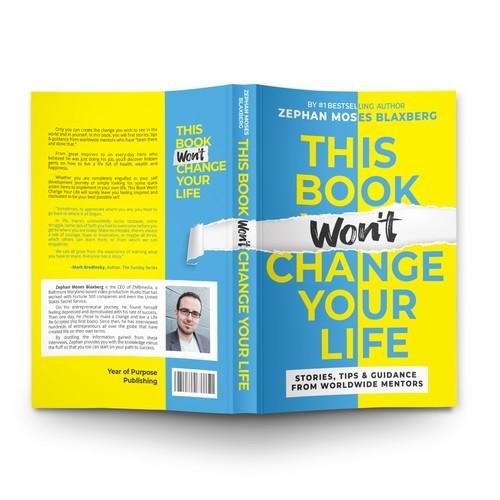 Self-Improvement Book Cover