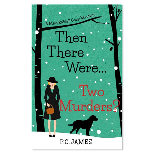 """Book cover for """"Then There Were... Two Murders?"""""""