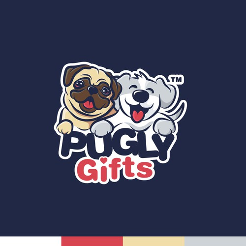 Pugly Gifts Logo Contest