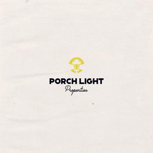 Logo Design Entry for Porch Light Properties
