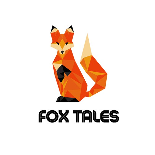A foxy logo for a fashion industry