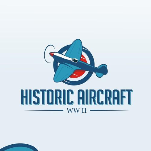 UK Based Classic Aircraft Restoration Company Needs Graphic Logo