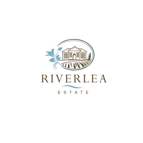 Design a luxurious, trendy and relaxed logo for Riverlea Estate weddings