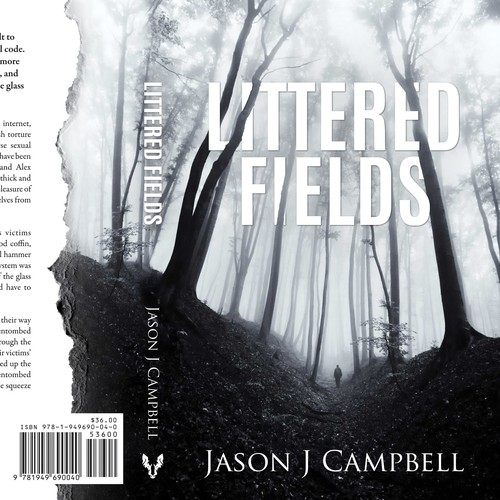 Littered Fields - Psychological Thriller