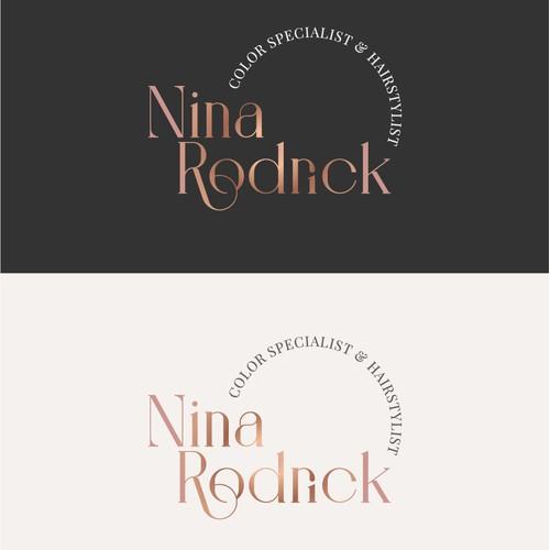 Nina Rodrick | Logo Concept