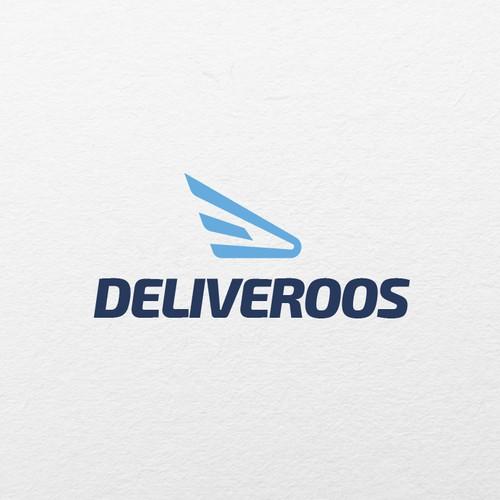 Logo design for Deliveroos
