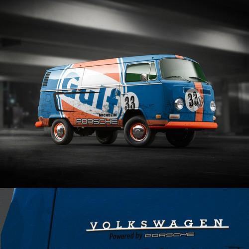 VW T2 design