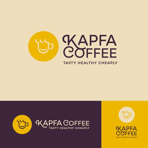 logo or cafe