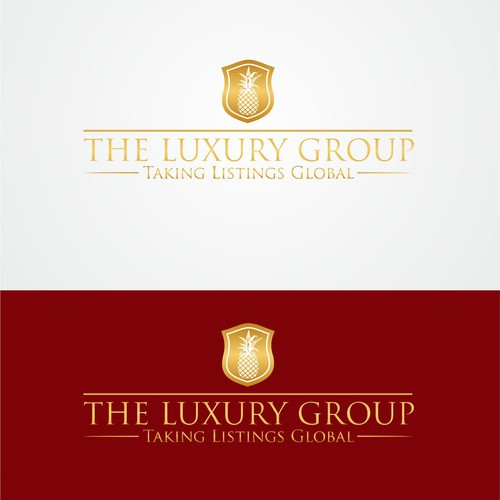 luxury real estate logo