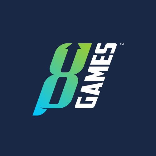 UpGames Logo Concept