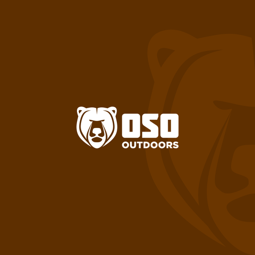 Bold logo for outdoor products company: Oso Outdoors