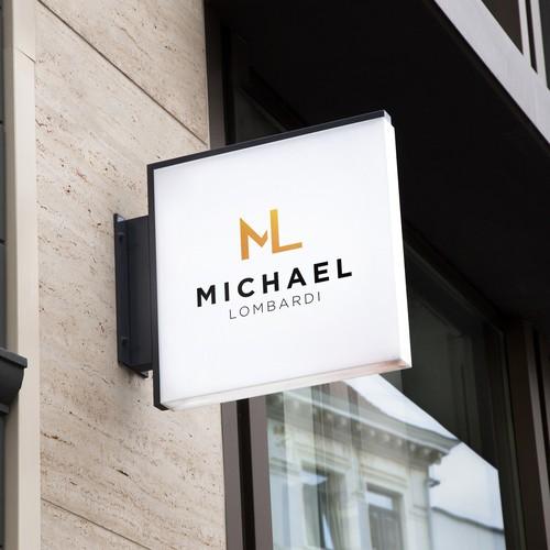 Logo for Michael lombardi