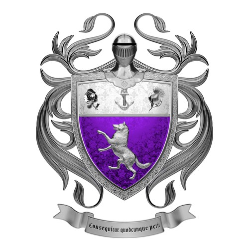 3d Coat of Arms Logo