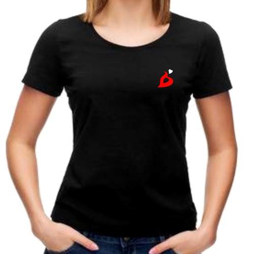 t shirt design for BANGIN'