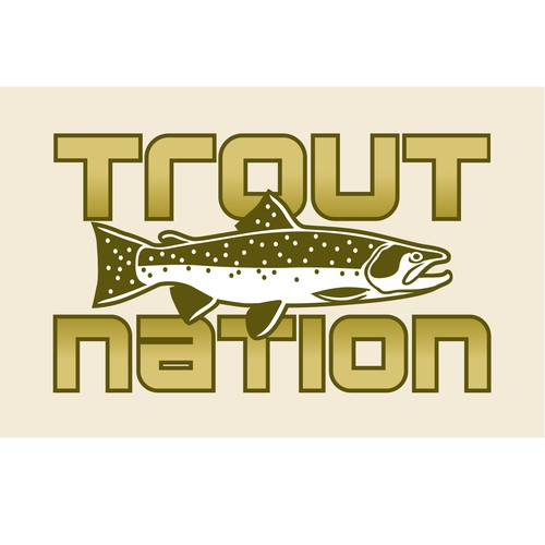 New Logo Design wanted for Trout Nation