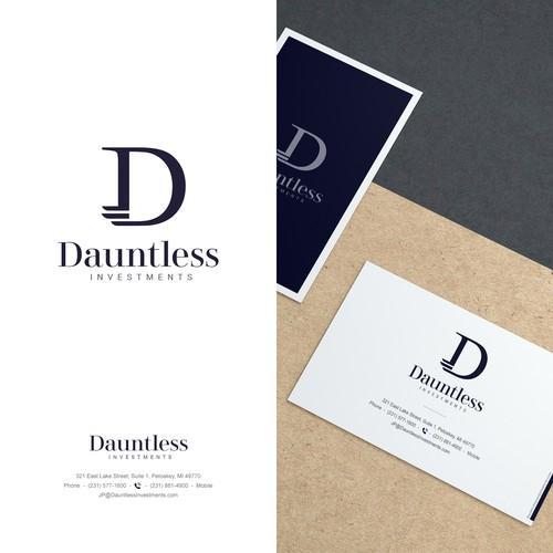 Dauntless Logo Design