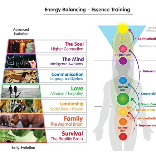 Chakra - Infographics