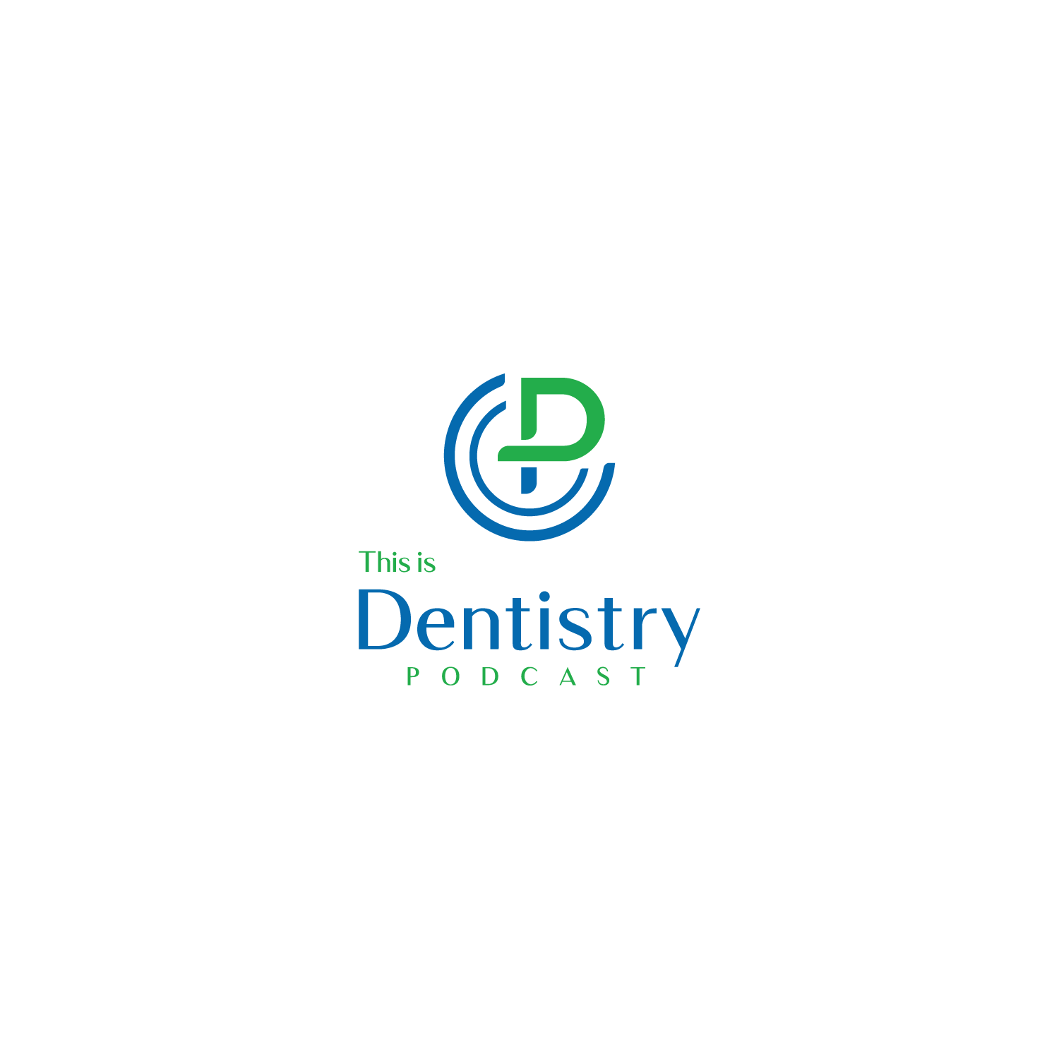 Podcast Logo for an Audience of Dentists