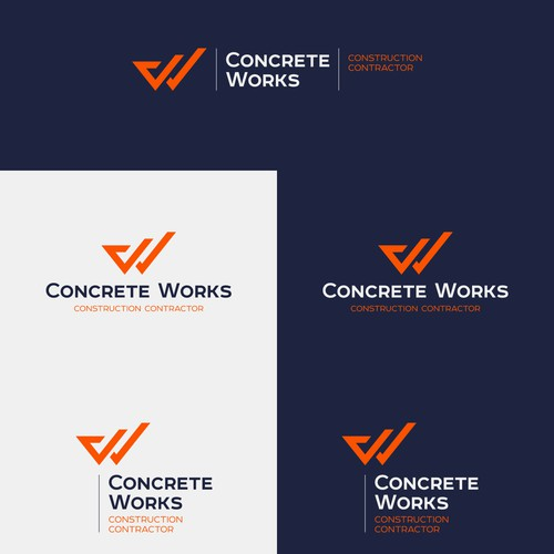 concrete works
