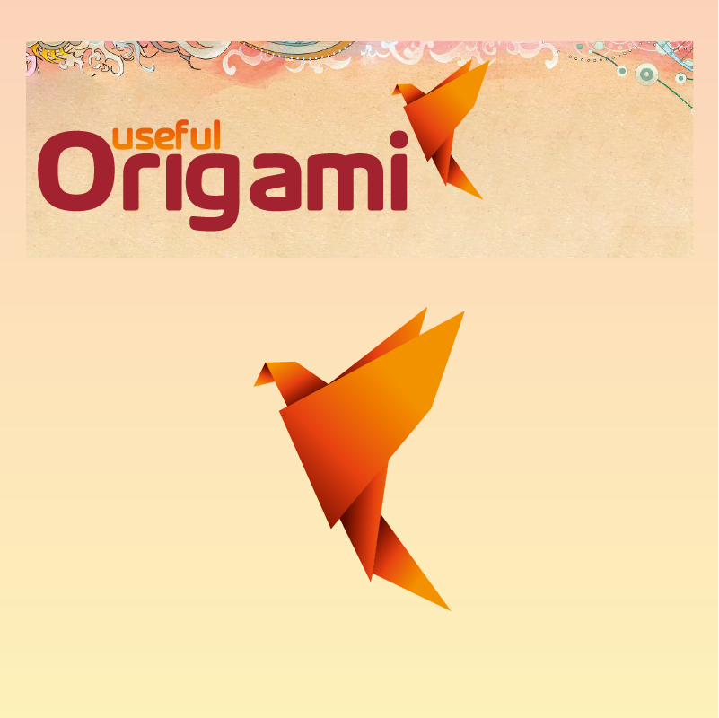 Brand new logo wanted for Useful Origami