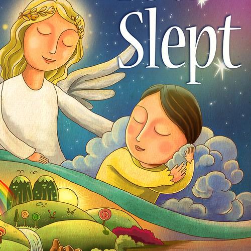 Illustration for Children Bedtime Story