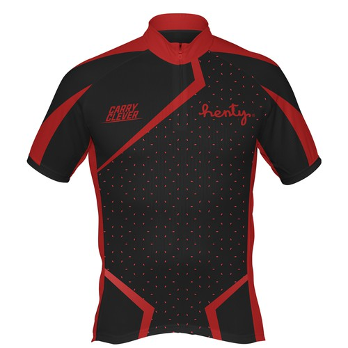Simple Cycling Kit Design For Henty