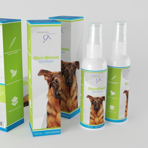 Pet Pharmacy Spray