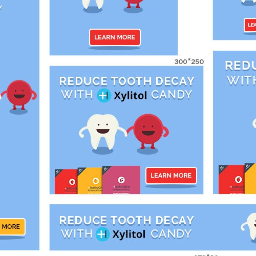 Banner Ad for Xylitol