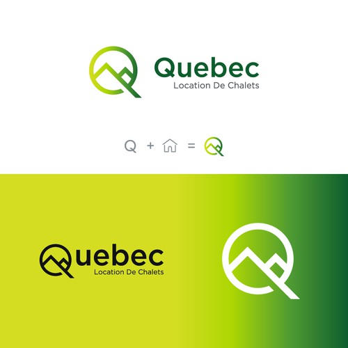Logo for Vacation rentals in Quebec