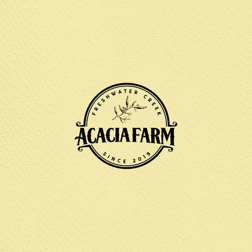 Logo for Acacia Farm