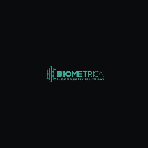 Biometrica logotype for it-security