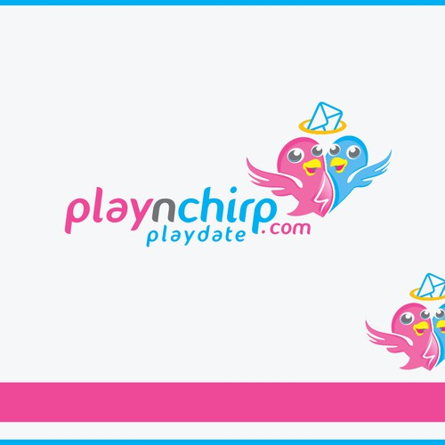 Create the next logo for playnchirp.com