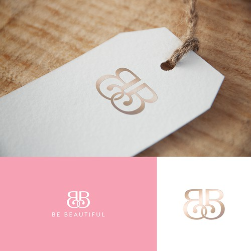 BB monogram for High end beauty products.