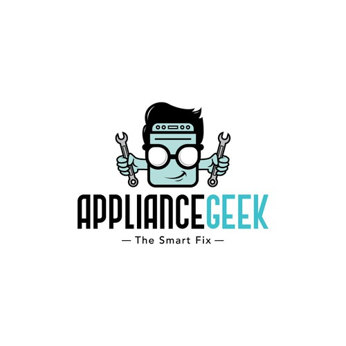 Unique design for Appliance Geek
