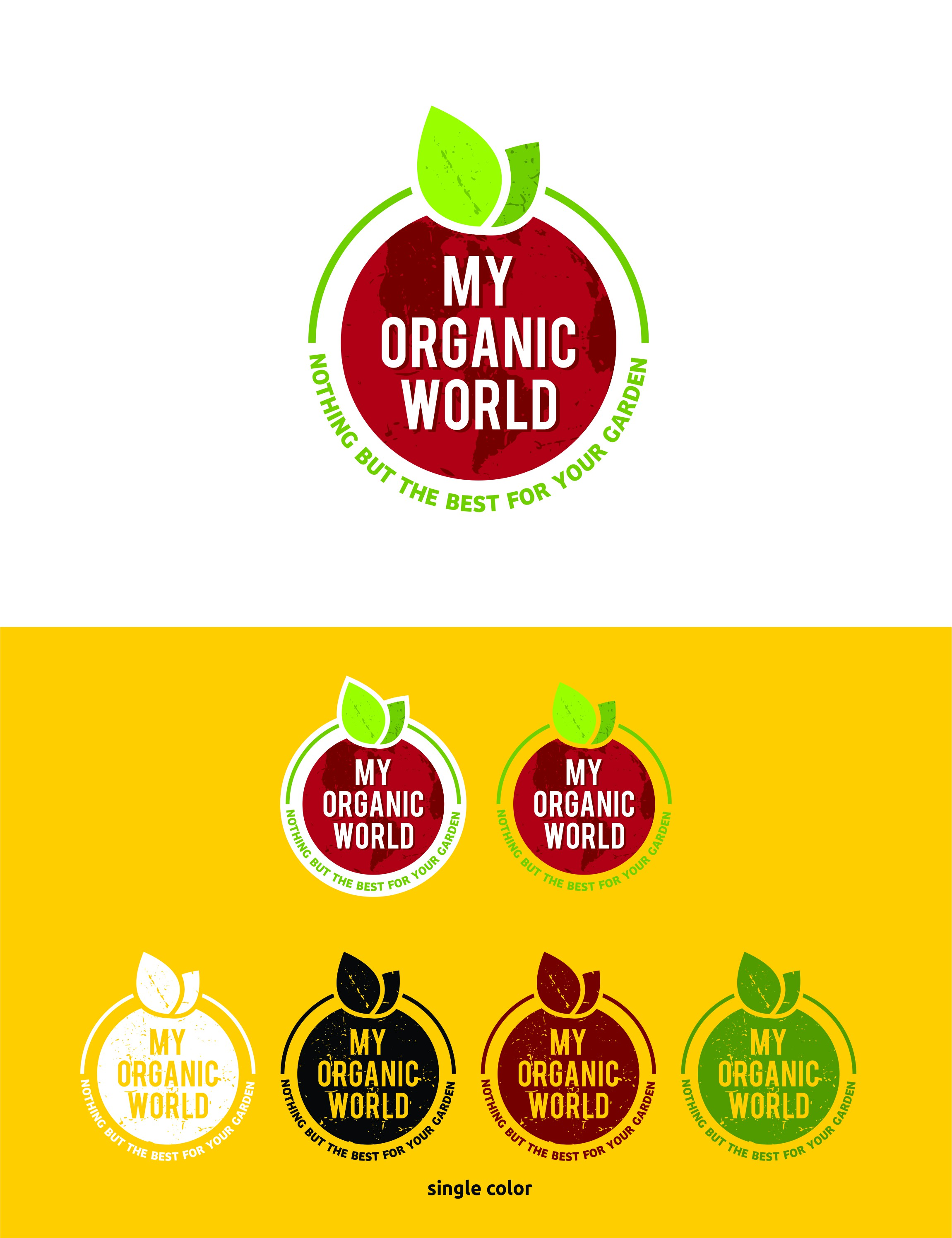 Design a Logo for an E-Commerce Gardening Supply Business