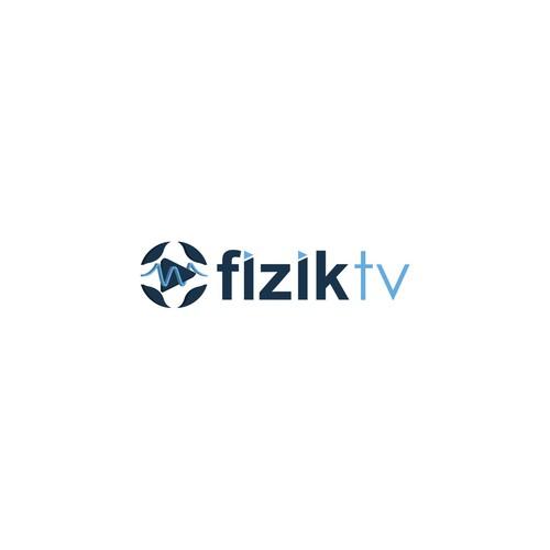 Logo Concept for Fizik tv