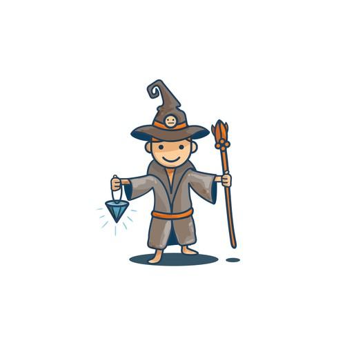 Mascot Illustration for OutreachMama