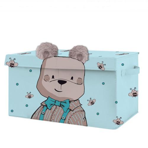illustration for toy box