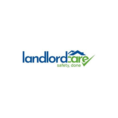 Logo design for Landlord care
