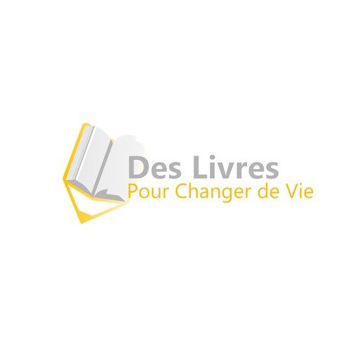 Help Des Livres Pour Changer de Vie with a new logo