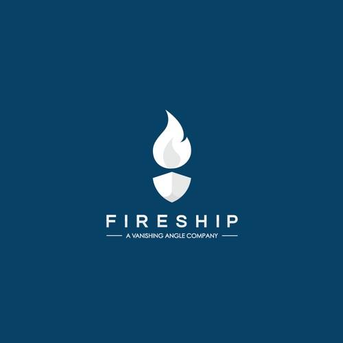 Logo concept for a film marketing company
