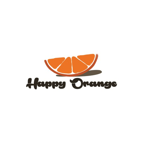 Logo Design for Happy Orange!