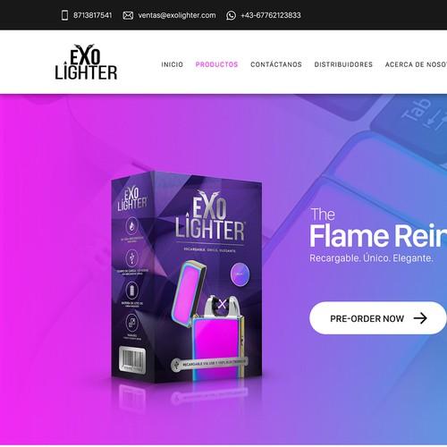 Exo Lighter