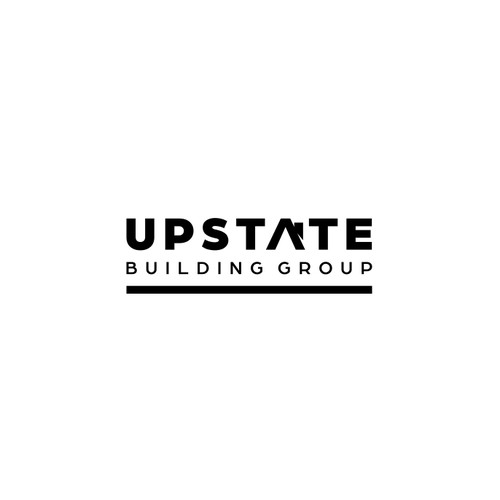 Logo for Upstate Building Group